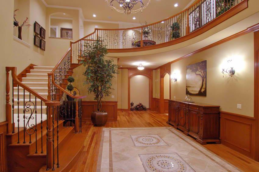 American home interior decoration